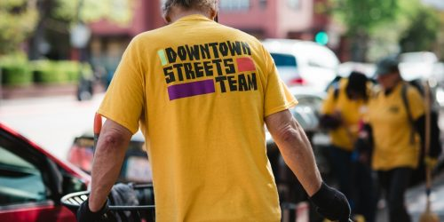 Downtown Streets Team
