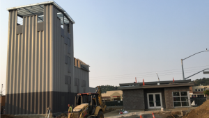 Fire station 52 update July 2018