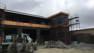 Fire station upgrade August 2018