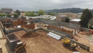 Public safety center update August 2018