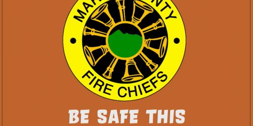 Halloween PSA Fire Department 2018