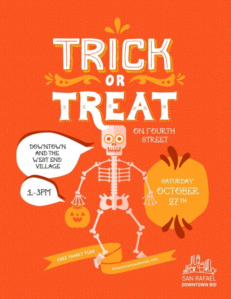 Trick or Treat Flier