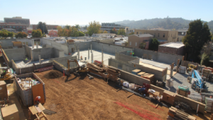 Update of construction for Public Safety Center September 2018