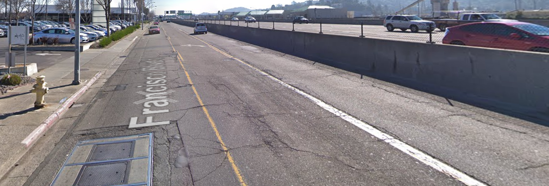 Google shot of East Fran