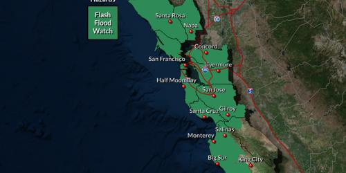 Flash Flood Watch 1-15-2019