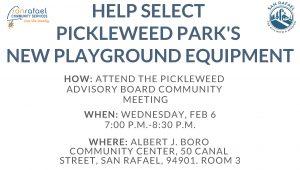 Pickleweed Meeting Flyer English