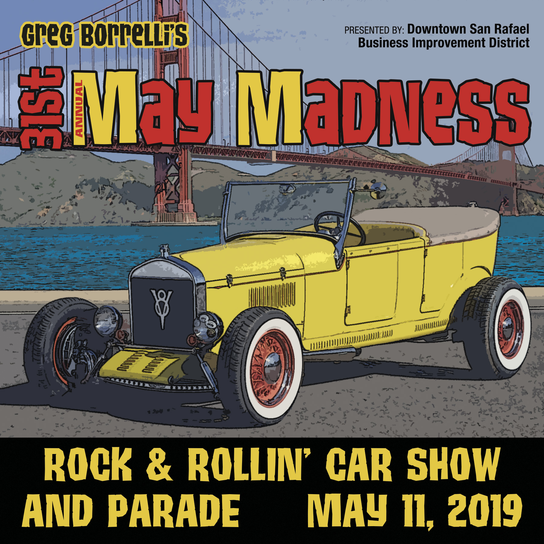 2019 May Madness