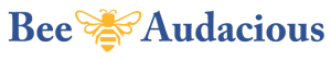 Bee Audacious Logo