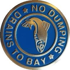 Drains to Bay
