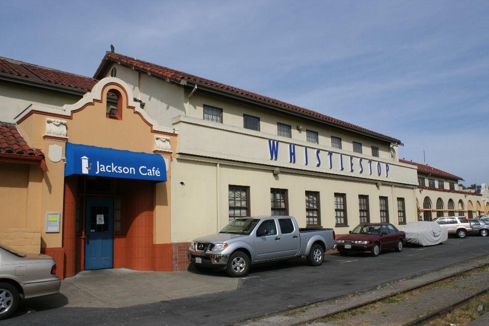 Jackson's Cafe at Whistlestop