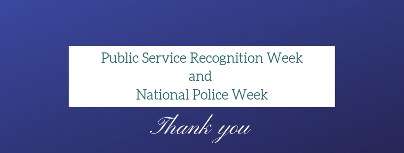 Police and recognition week