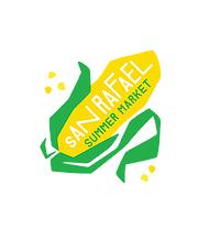 San Rafael Summer Market Logo
