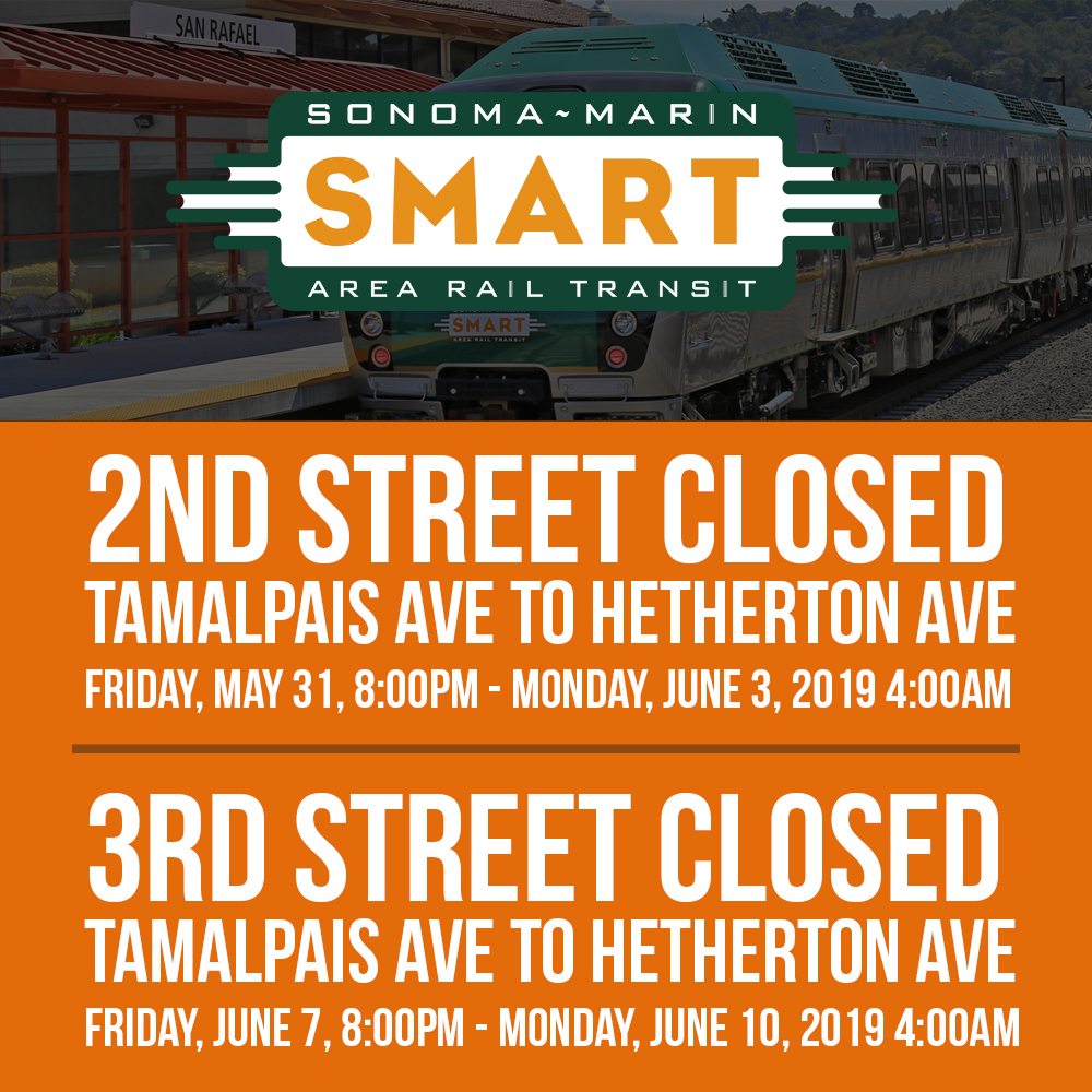 SMART ROAD CLOSURE - SQUARE