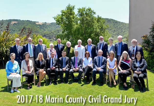 Marin County Civil Grand Jury