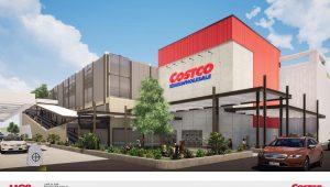 Costco Proposed Entry