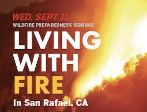 Living with Fire Logo