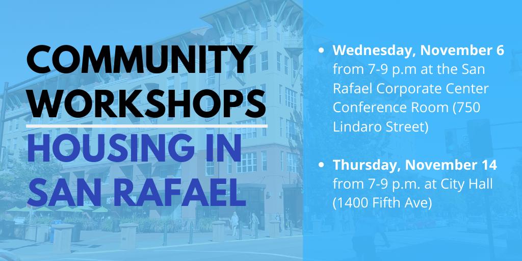 Community Workshops: Housing