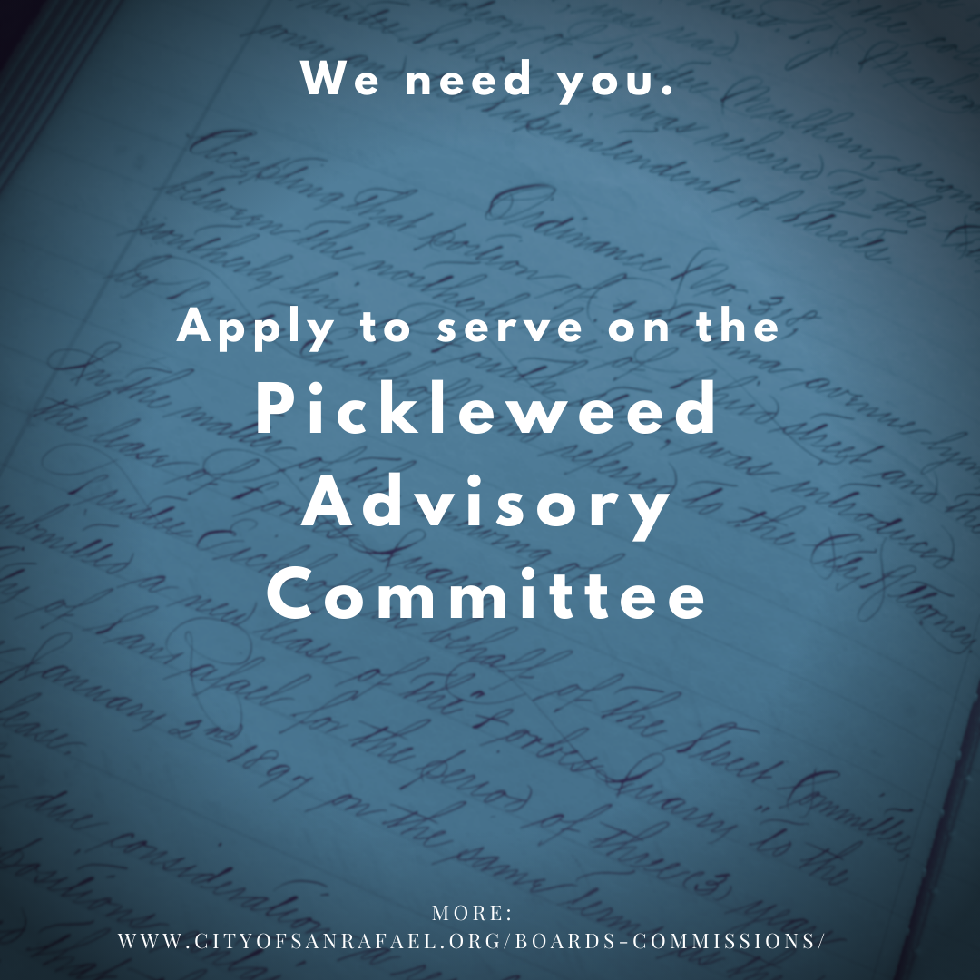 Pickleweed Advisory Committee