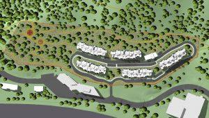 Los Gamos Apartments Site Plan
