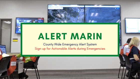 Link to Sign Up for Alert Marin