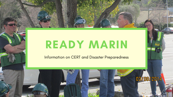 Link to Ready Marin Website