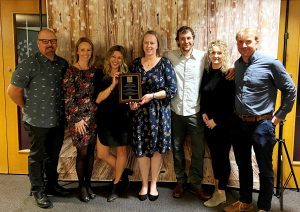 B Team at CPRS Awards