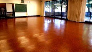 San Rafael Community Center Room