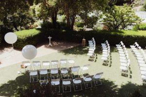 Wedding Lawn at Falkirk
