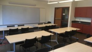 Albert J. Boro Community Center meeting room