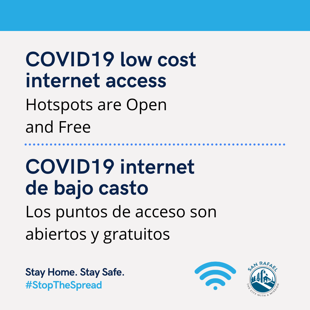 COVID19 Low Cost Internet