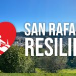 san Rafael is resilient banner