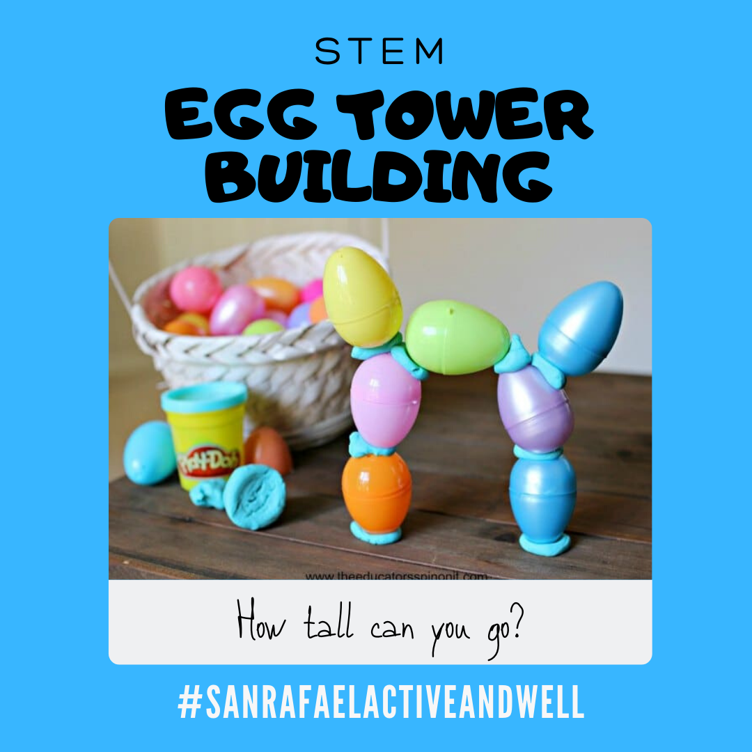 Build an Egg Tower