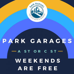 Weekends Are Free in Garages
