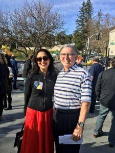 Isabel Hayes & Mayor Phillips