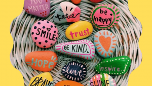 Kindness Rocks Projects