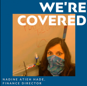 Nadine Face Covering