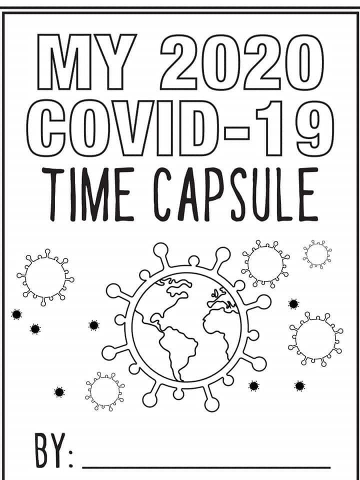 Time Capsule Worksheet