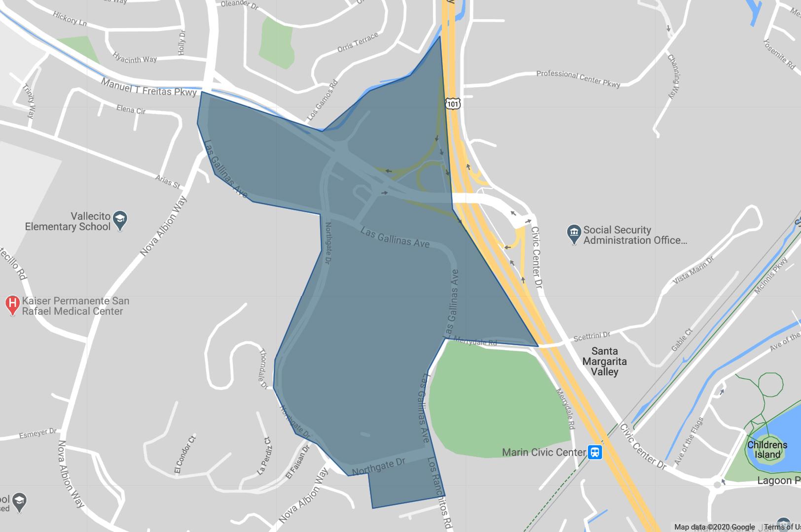 Priority Development Area Northgate