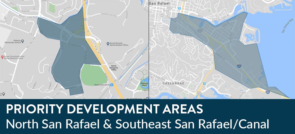 Priority Development Areas Banner