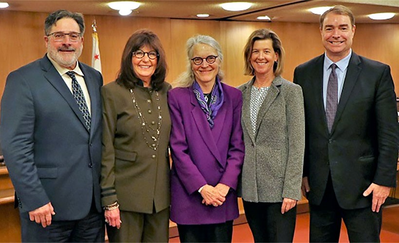 Marin County Board of Supervisors