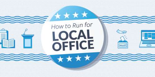 Run for Local Office