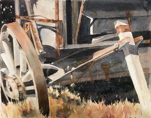 John Ediger-Wagon Ho