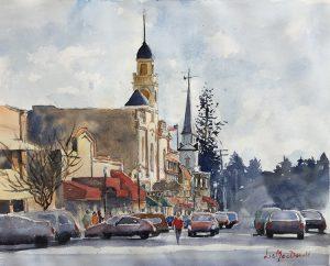 Lisbeth MacDonald-Sonoma Square Sebastiani Theatre
