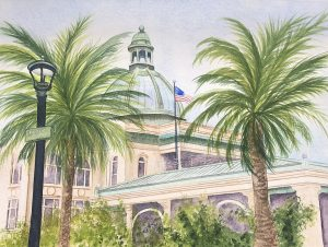 Teresa Beyer-San Carlos Court House