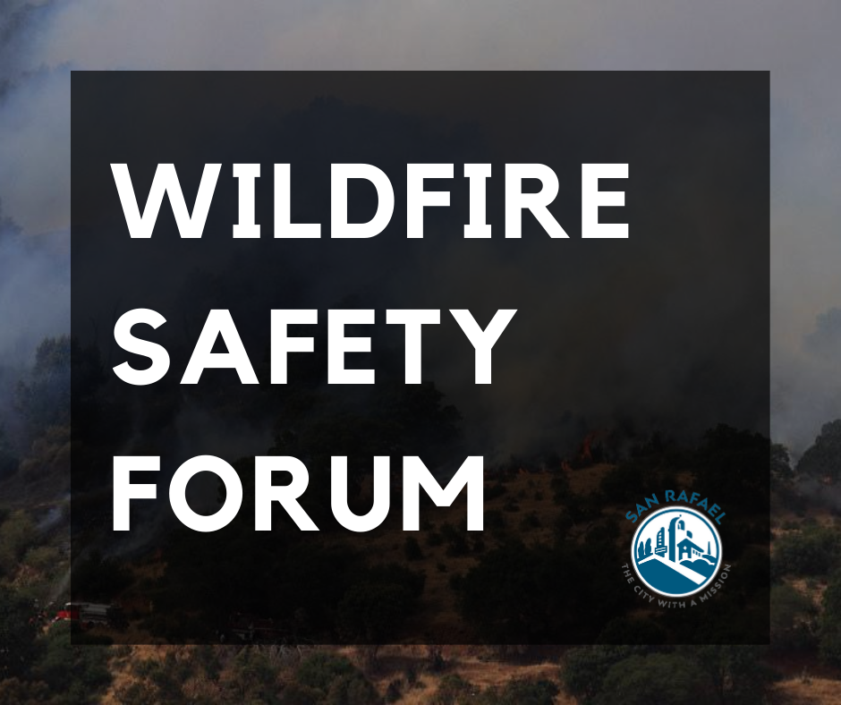 Wildfire Safety Forum Youtube Image
