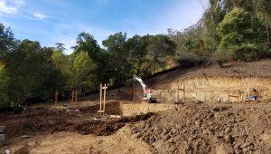 grading permit active construction 2