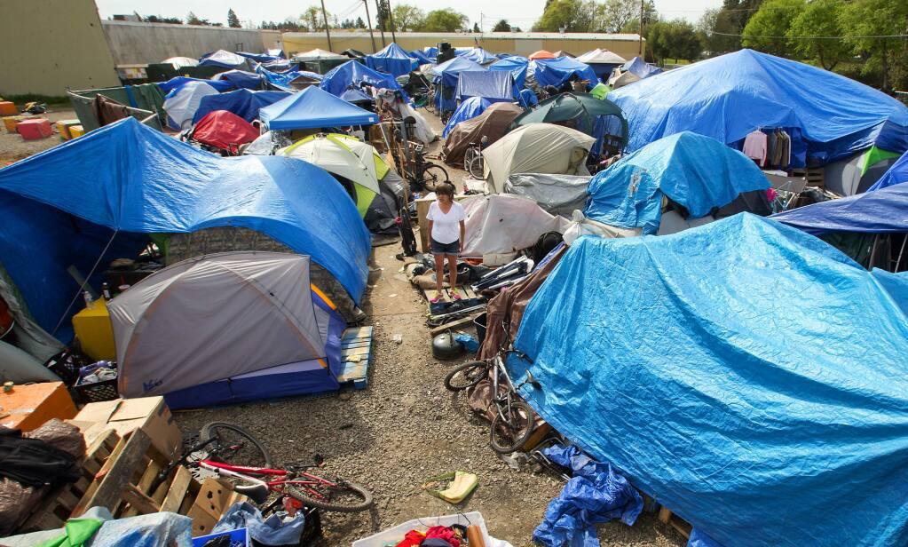 Sonoma Encampment
