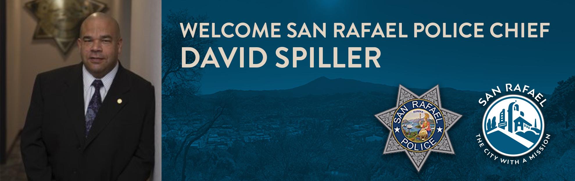 Chief Spiller Banner Announcement