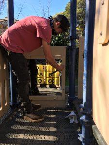 Gerstle Park park maintenance