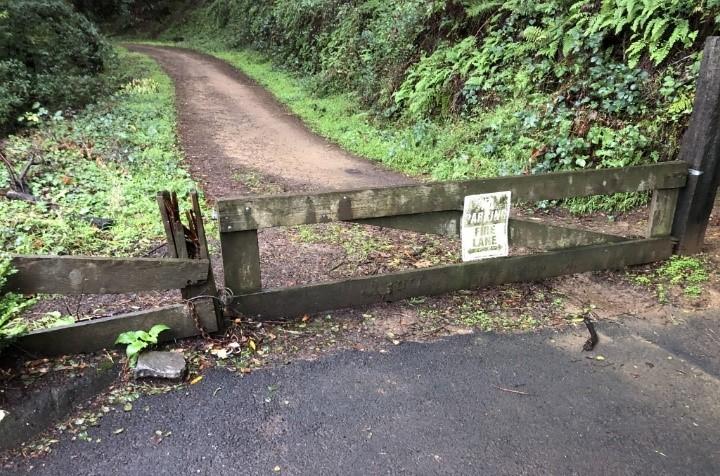 Makin Grade gate repair